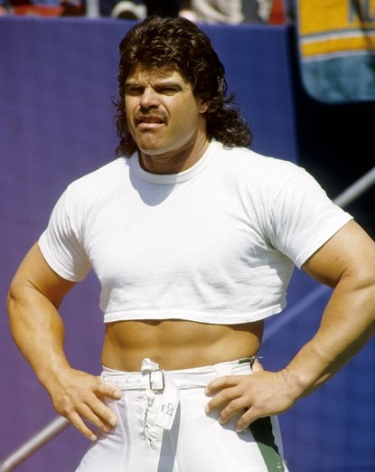 Athletes You Love to Hate Mark Gastineau