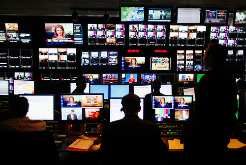 A Day in the Life of a Sports Producer