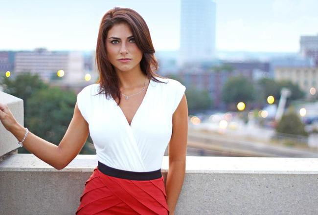 Jenny Dell Red Sox Reporter: Breaking into Sports | WorkinSports.com