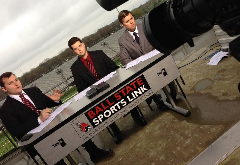 sports production at ball state university sportslink