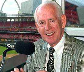 play by play announcer jack buck