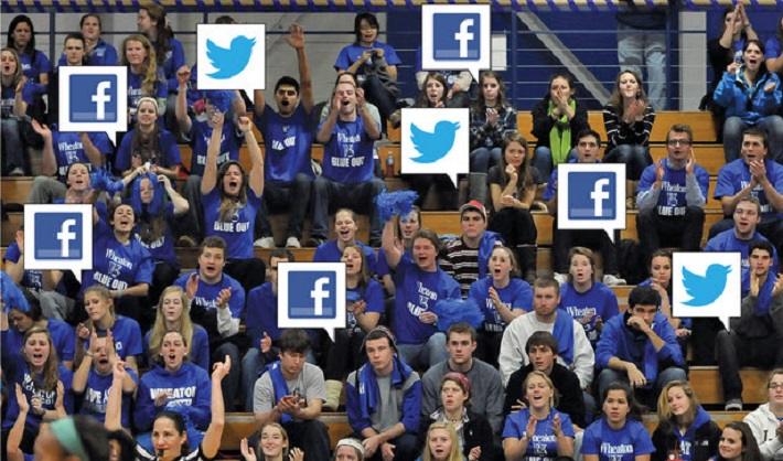 sports jobs in social media on the rise