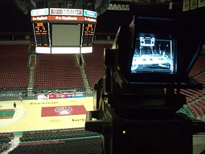 live sports production cameras