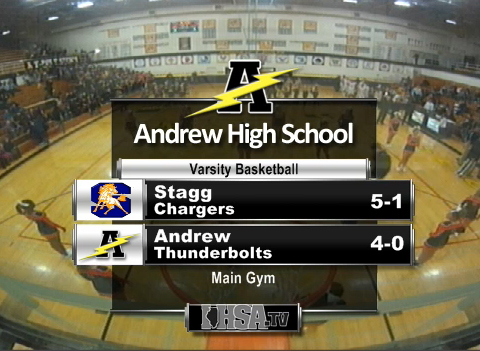 high school sports school broadcasting program