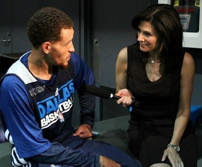 how to become a sportscaster gina miller