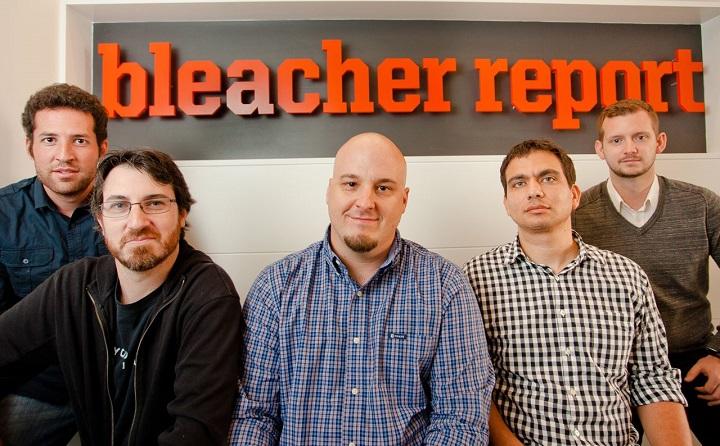 online sports editor bleacher report