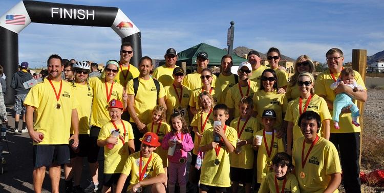 Work in Sports Special Olympics Arizona