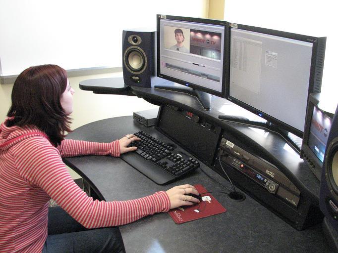 sports video editing equipment