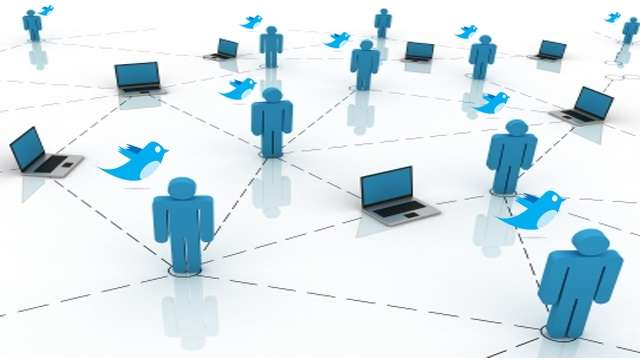 Networking on Twitter