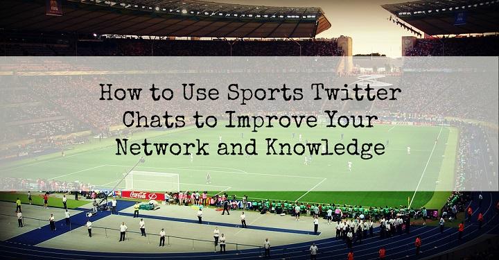 twitter chats sports twitter chats