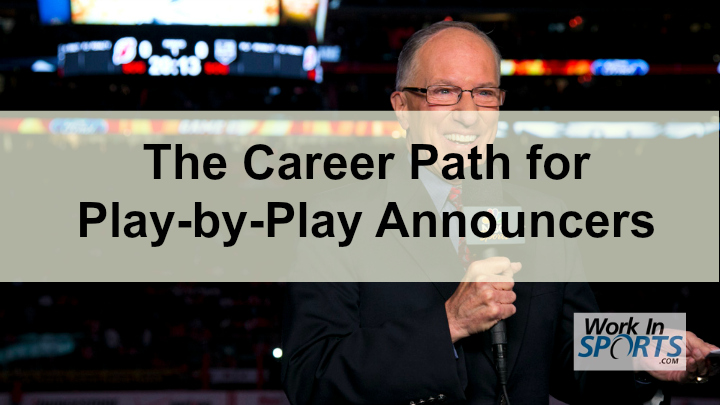 play by play career paths