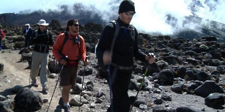 bonner paddock beyond limits kilimanjaro
