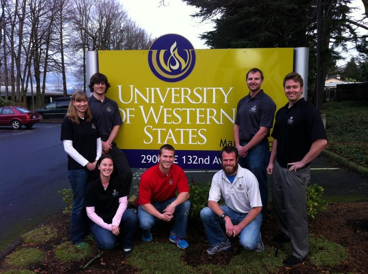 online education university of western states sports science students