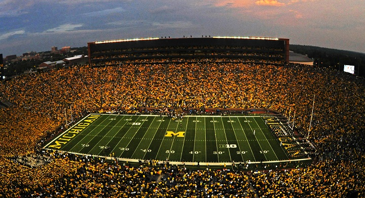 sports turf manager jobs the big house