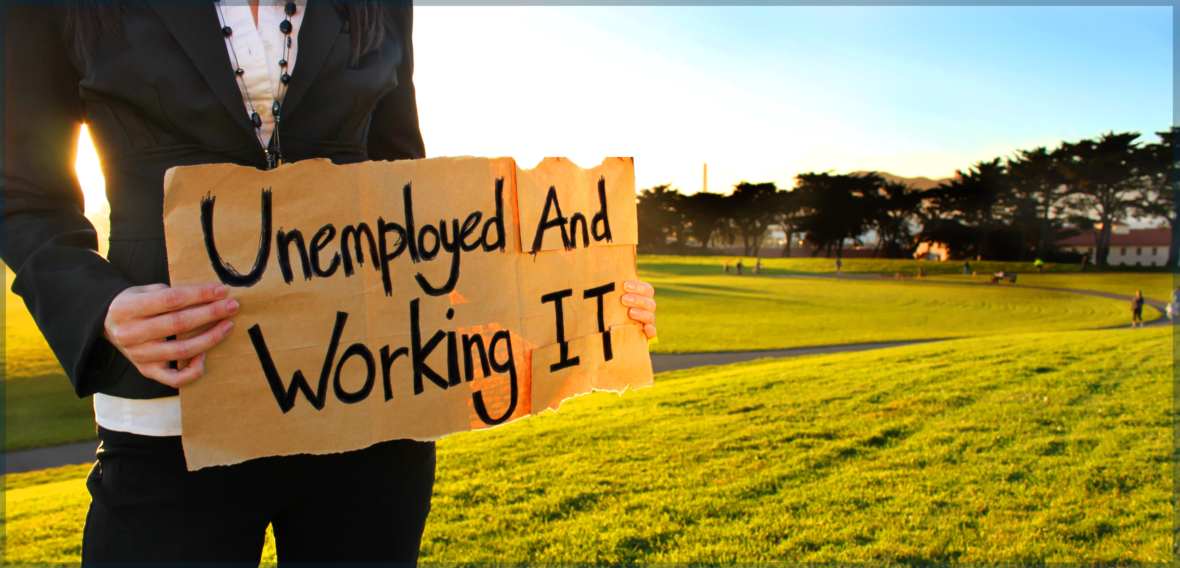 why you are unemployed and what you need to do