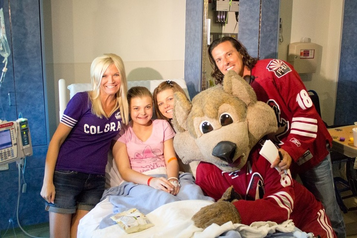 women in sports business community relations phoenix coyotes
