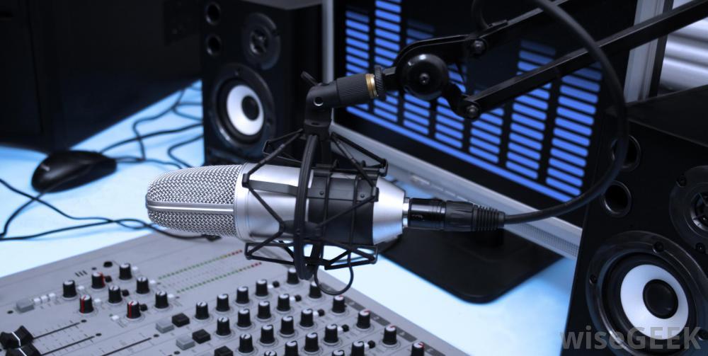 professional sports jobs work in radio
