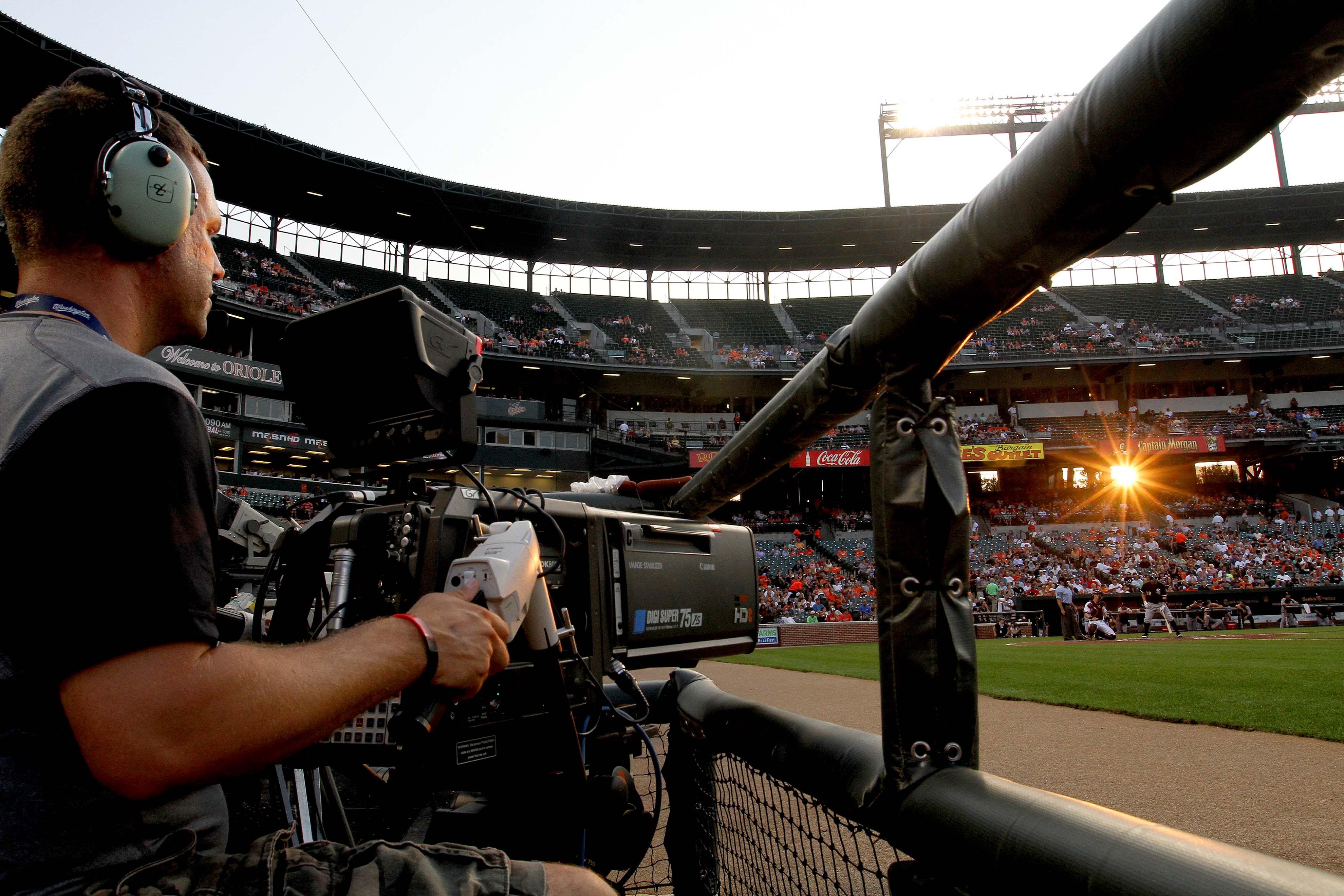 sports camera operator jobs