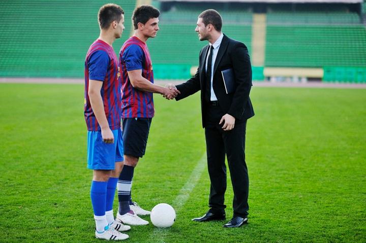 athletic management