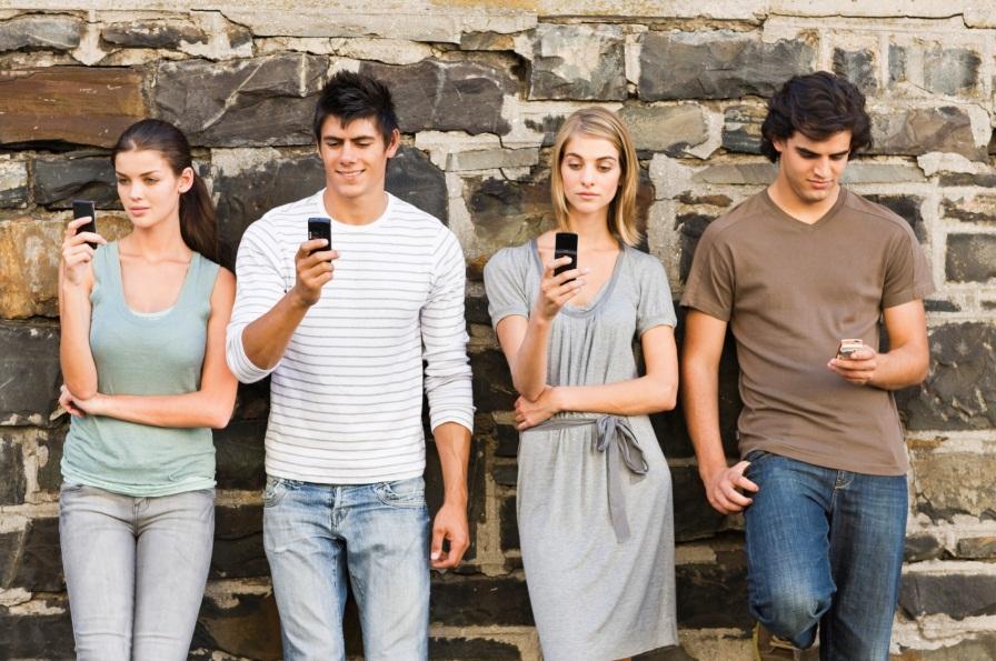 millennials in the workplace digital dependent