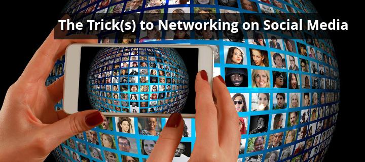 networking on social media