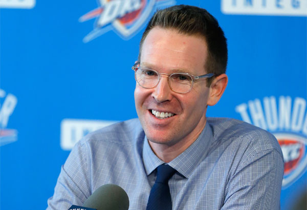 how to become a NBA General Manager