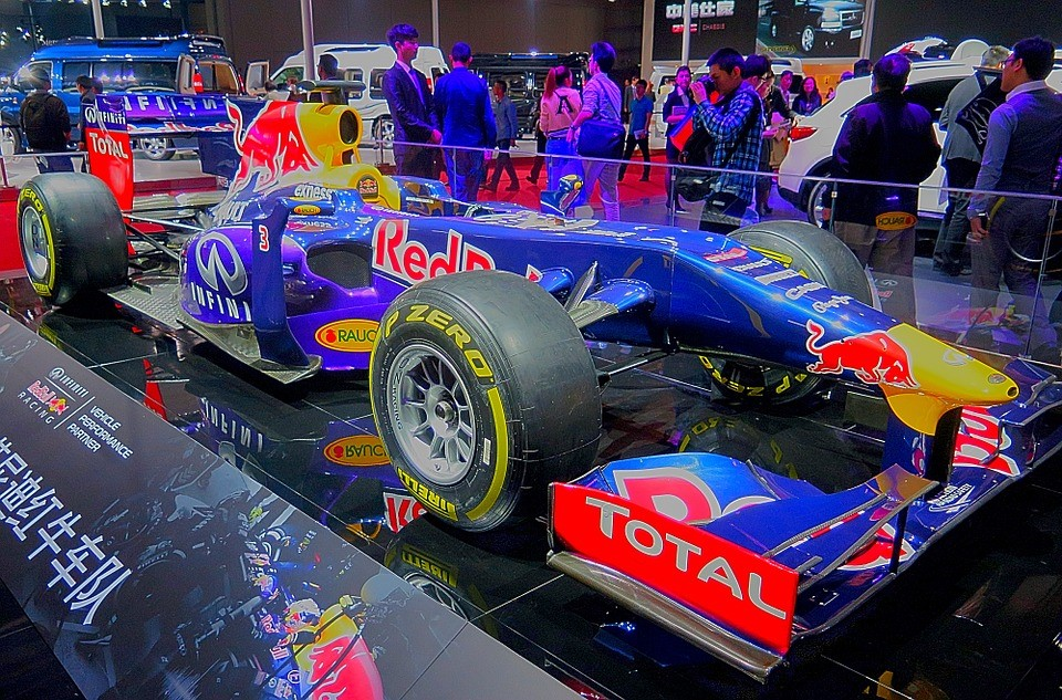 sponsorship revenue in nascar and formula one