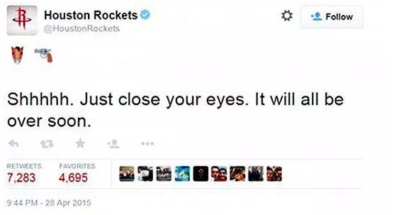 when sports social media goes really wrong