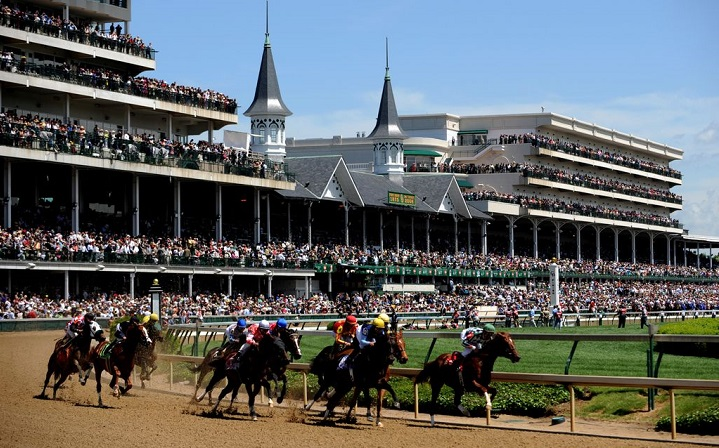 behind the scenes of the kentucky derby
