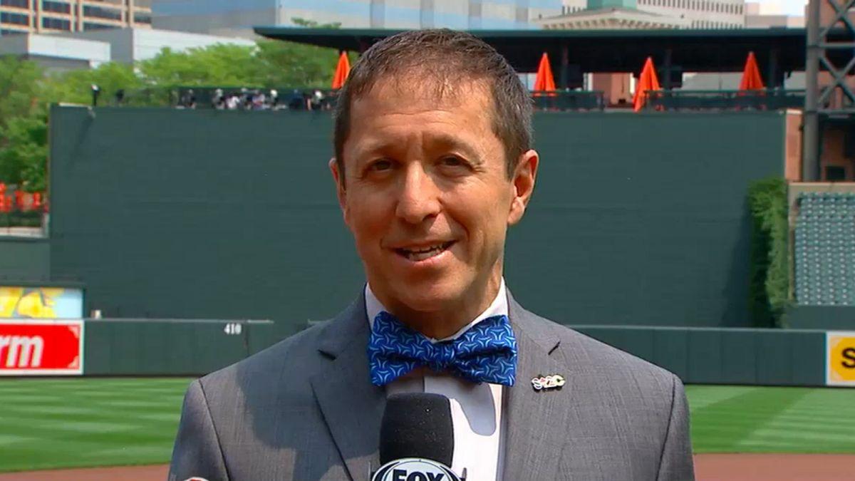 Ken Rosenthal best reporter in baseball