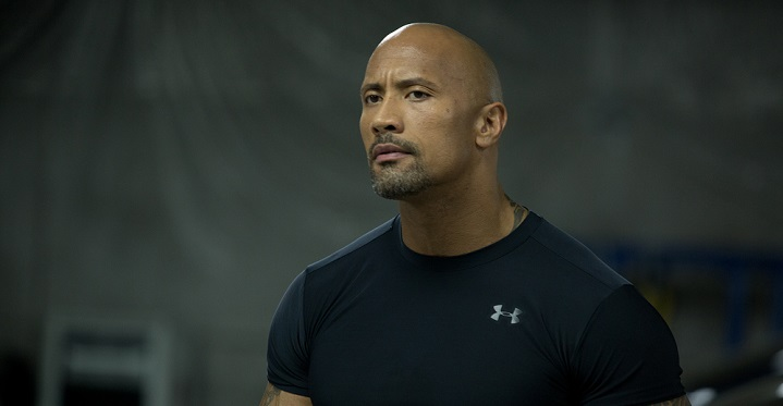 """Dwayne """"The Rock"""" Johnson has transitioned from the ring to the screen seamlessly"""