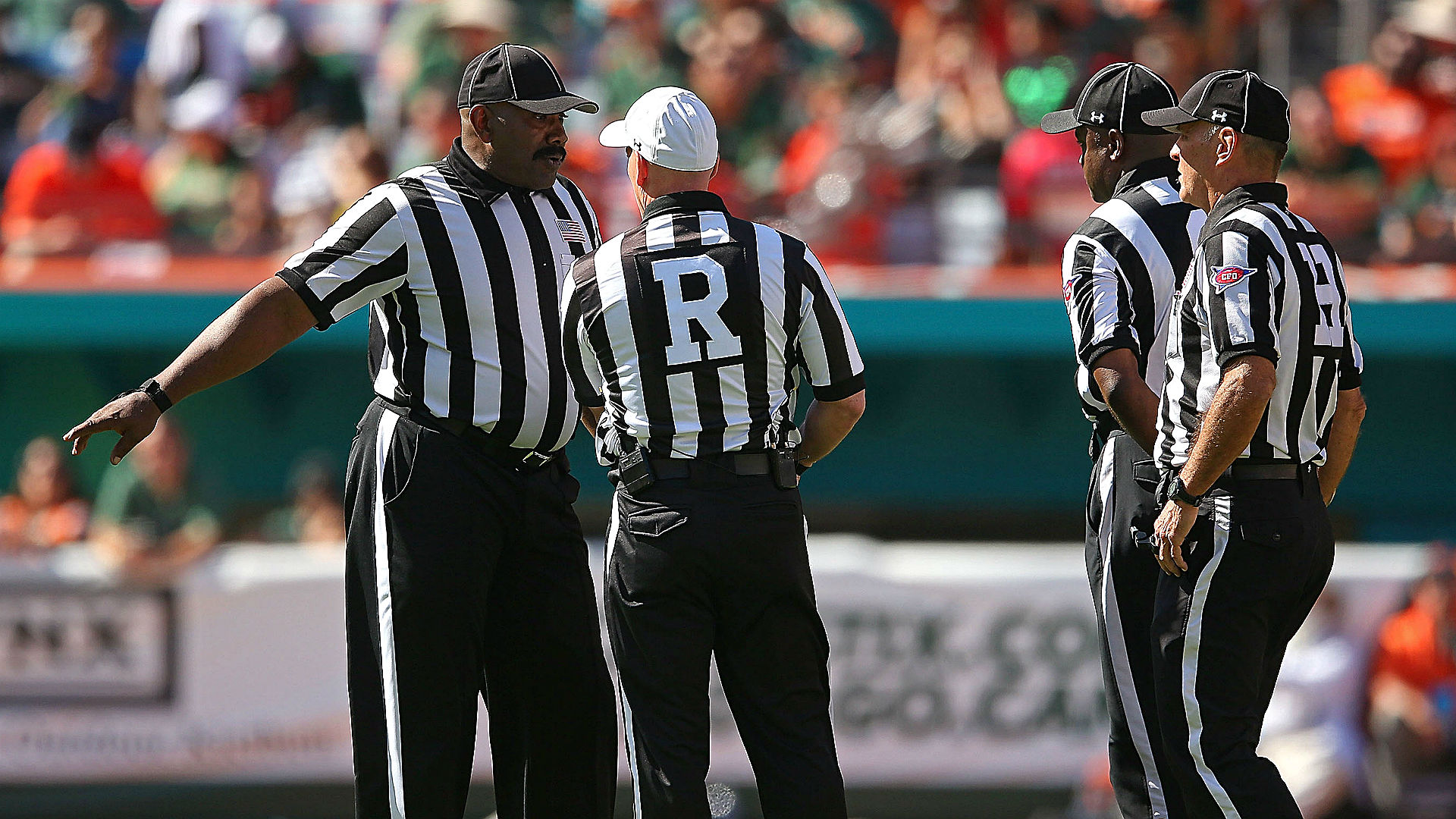 become a football official