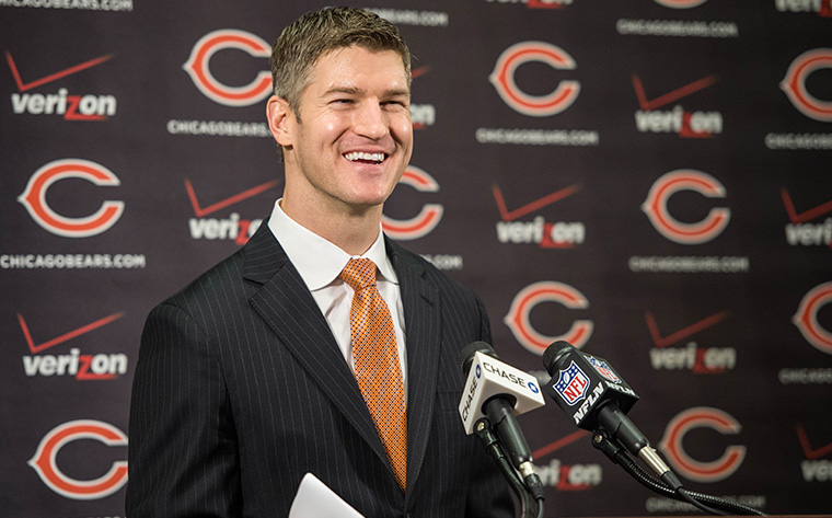 Ryan pace how to become an NFL general manager
