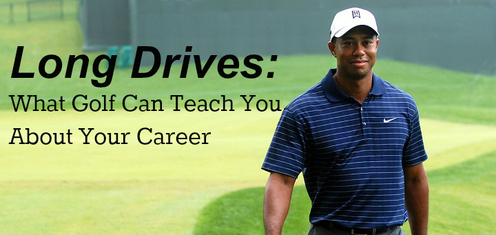 golf and your career
