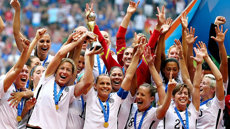 gender equality in sports