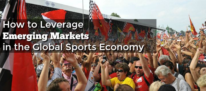 emerging markets sports industry