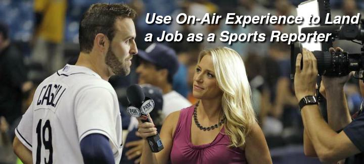 sports reporter jobs