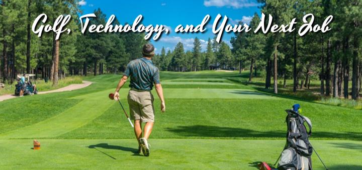 golf technology and golf jobs