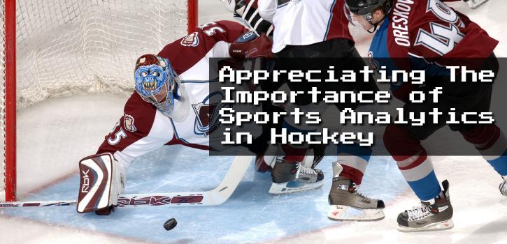 sports analytics hockey