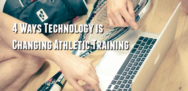 athletic training technology