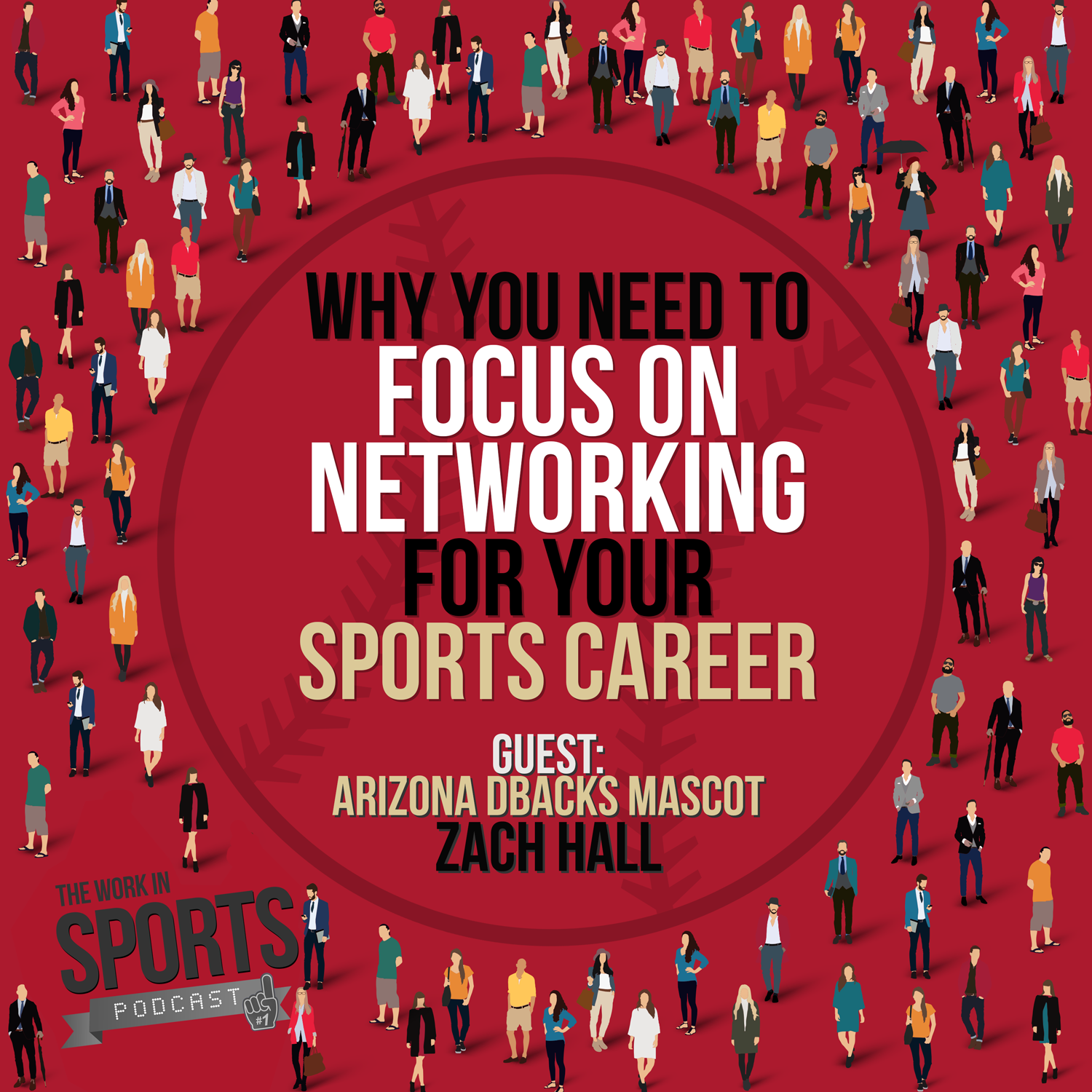 focus on networking for your sports career