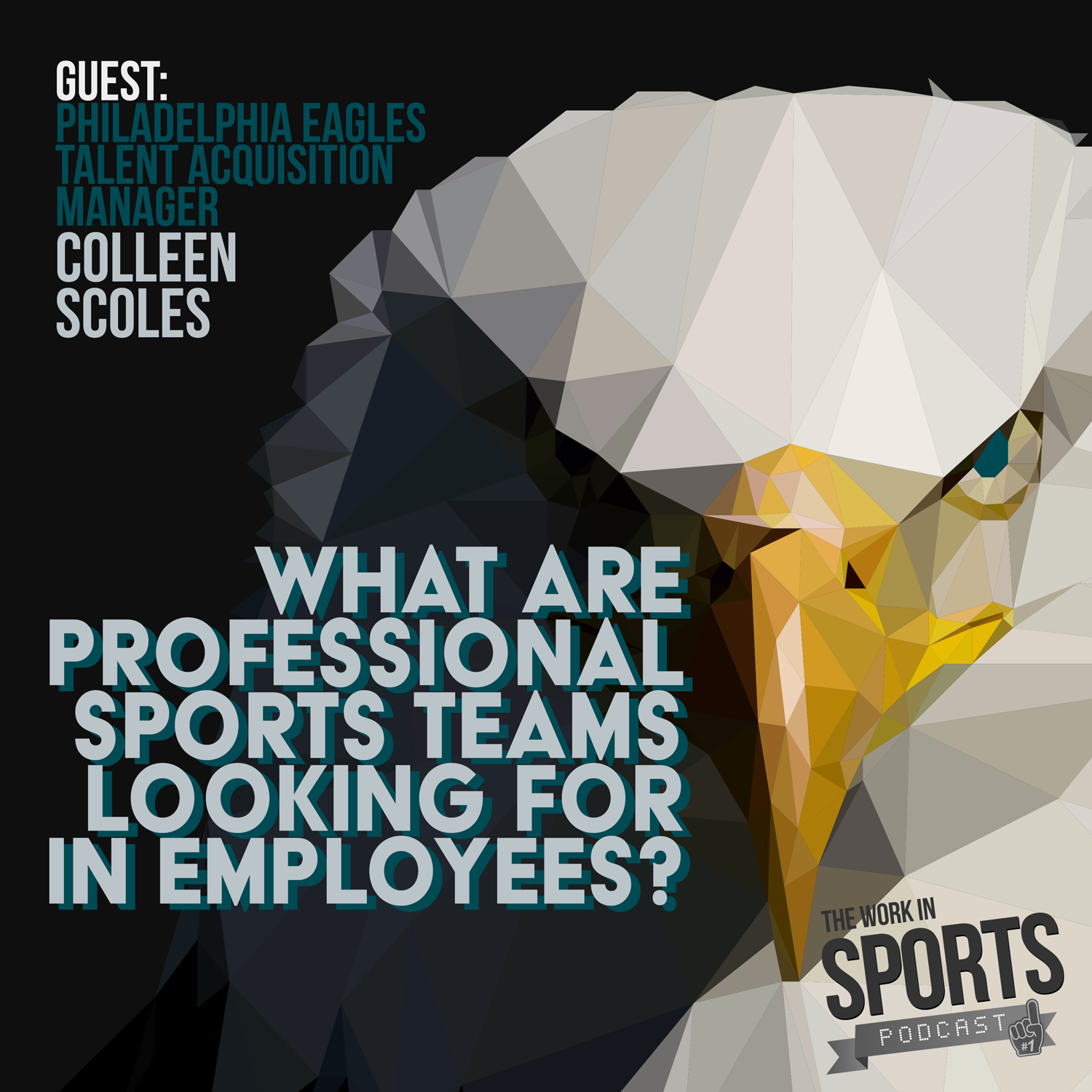 Philadelphia Eagles Talent Acquisition Manager Colleen Scoles