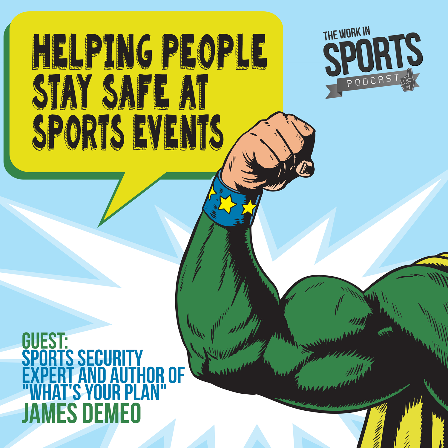 helping people stay safe at sports events
