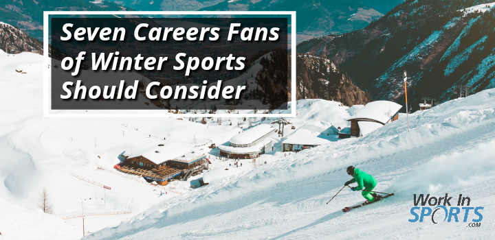 sports careers in winter sports