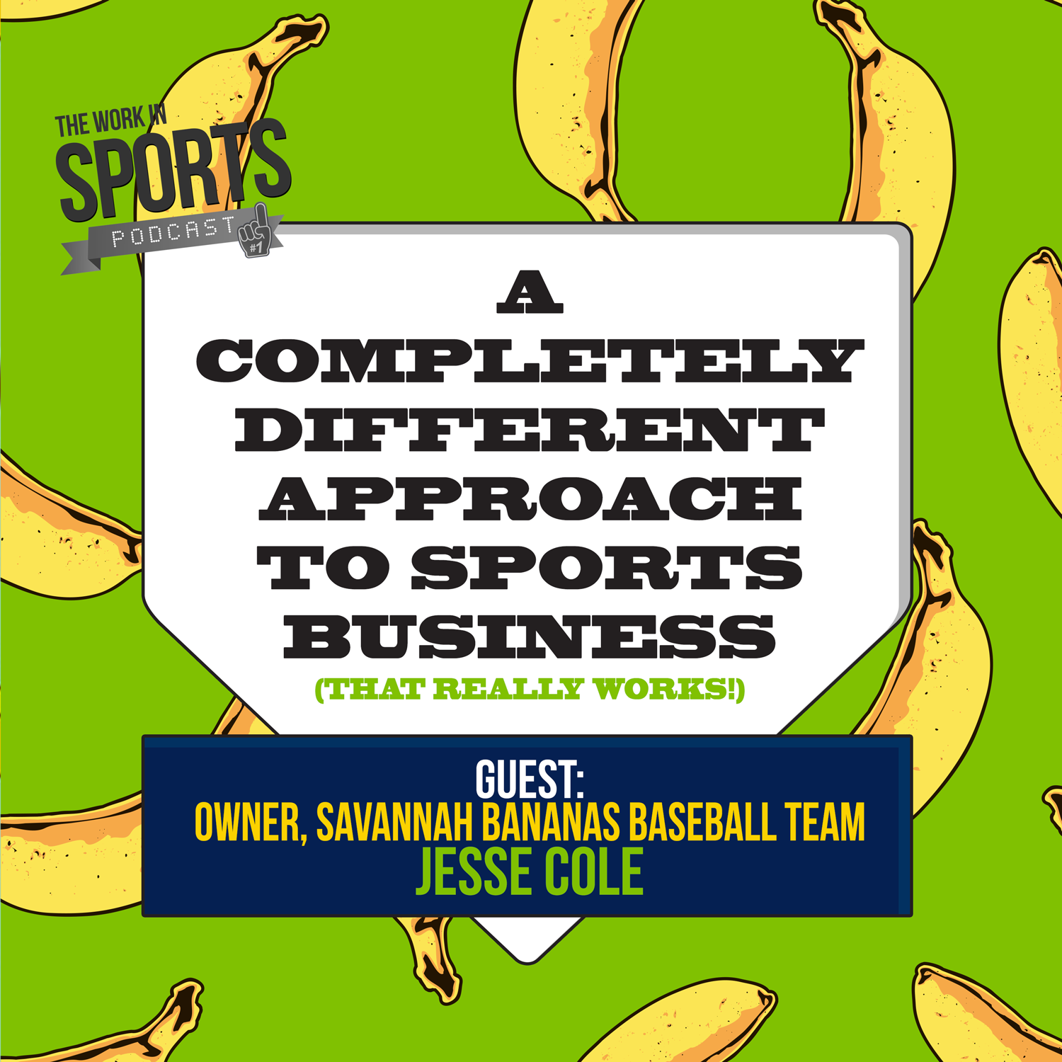 a different approach to sports business