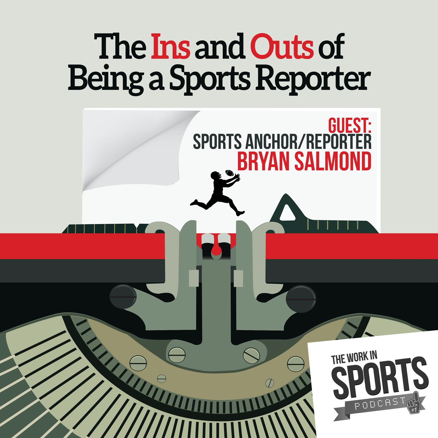 becoming a sports reporter