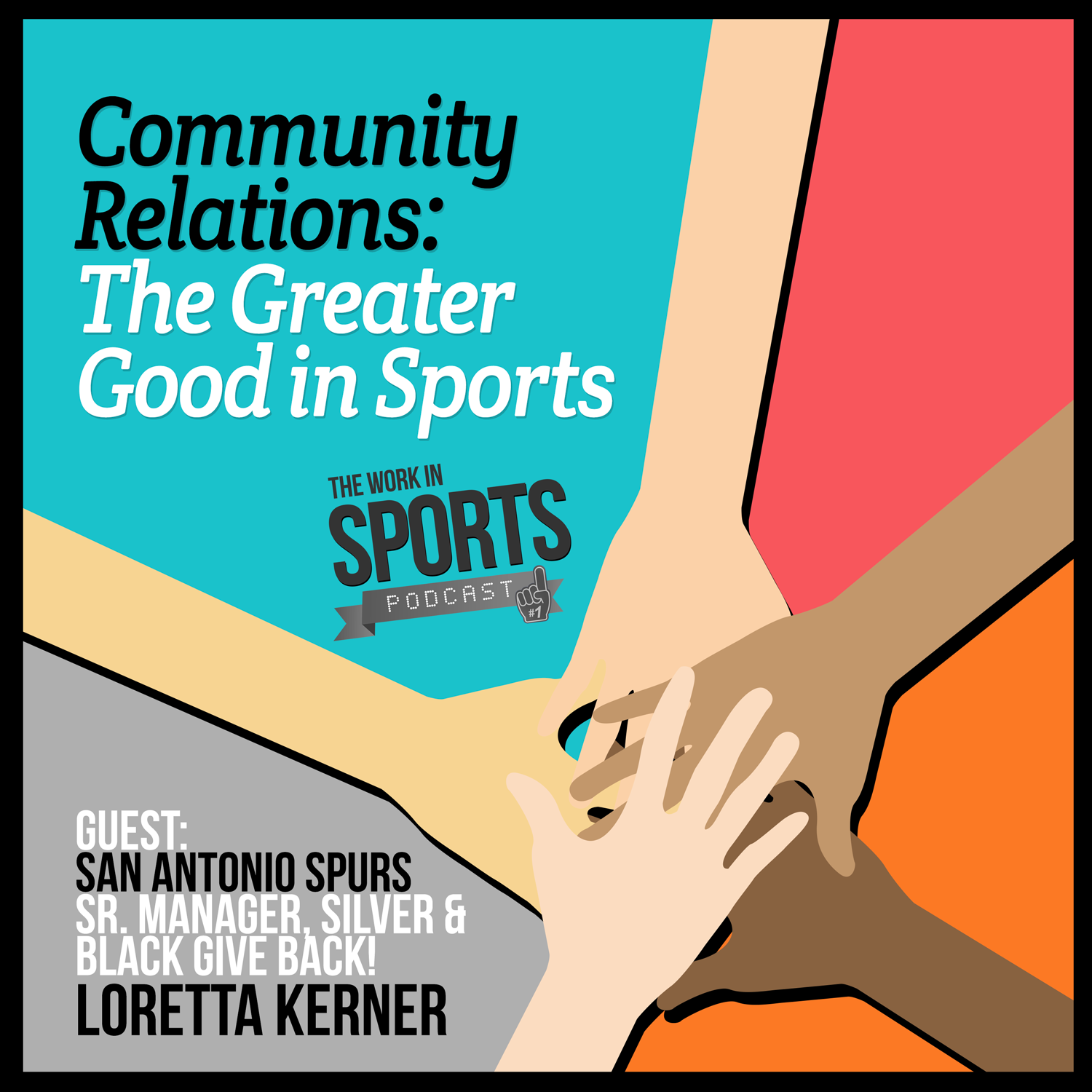 community relations in sports