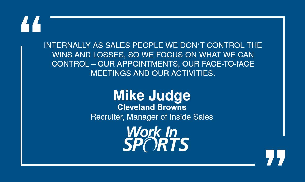 jobs in sports sales