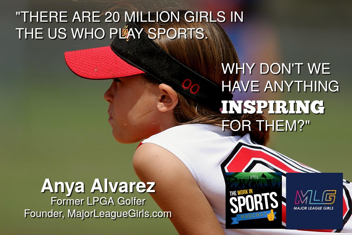 anya alvarez major league girls