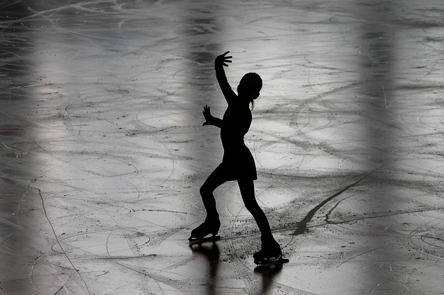 figure skating as a microcosm for sports business